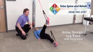 Chiropractor Tulsa Exercises