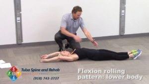 Fit Tip: Flexion Rolling Pattern – Lower Body