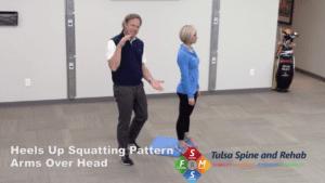 Tulsa Chiropractor Exercises