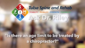 Are there age limits for chiropractic treatments?